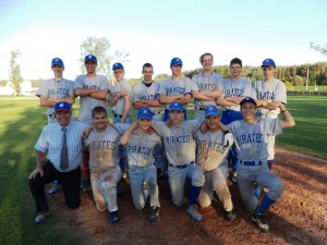 2014 Hungarian Little League Seniors Champions