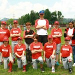 Little League Majors - Indians 2014