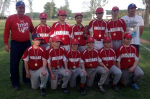 2015 Hungarian Little League Majors Champions!